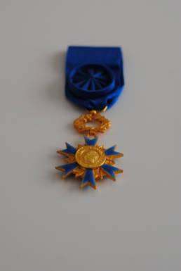 Médaille Ordre National du Mérite Commandeur Médaille civile