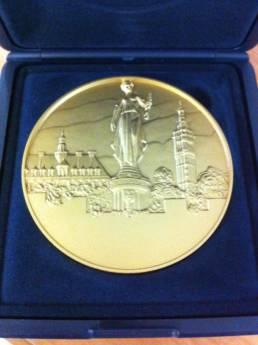 Médaille de Lille