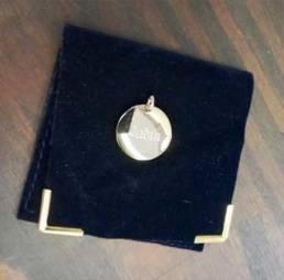 Médaille gravée